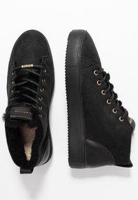 Blackstone - Sneakers high - nero - 3