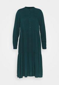 Vero Moda Curve - VMVICA CALF DRESS - Day dress - sea moss - 4