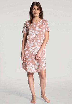 Nightie - rose bud print
