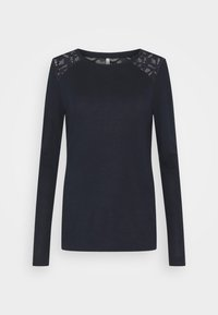 ONLNICOLE LIFE NEW MIX  - Long sleeved top - night sky