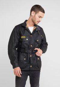 Barbour - INTERNATIONAL ORIGINAL - Summer jacket - black - 3