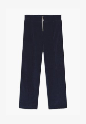 TEEN GIRLS - Trousers - navy blazer