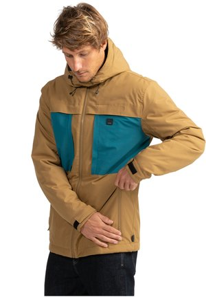CLIFF STRETCH  - Outdoor jacket - clay