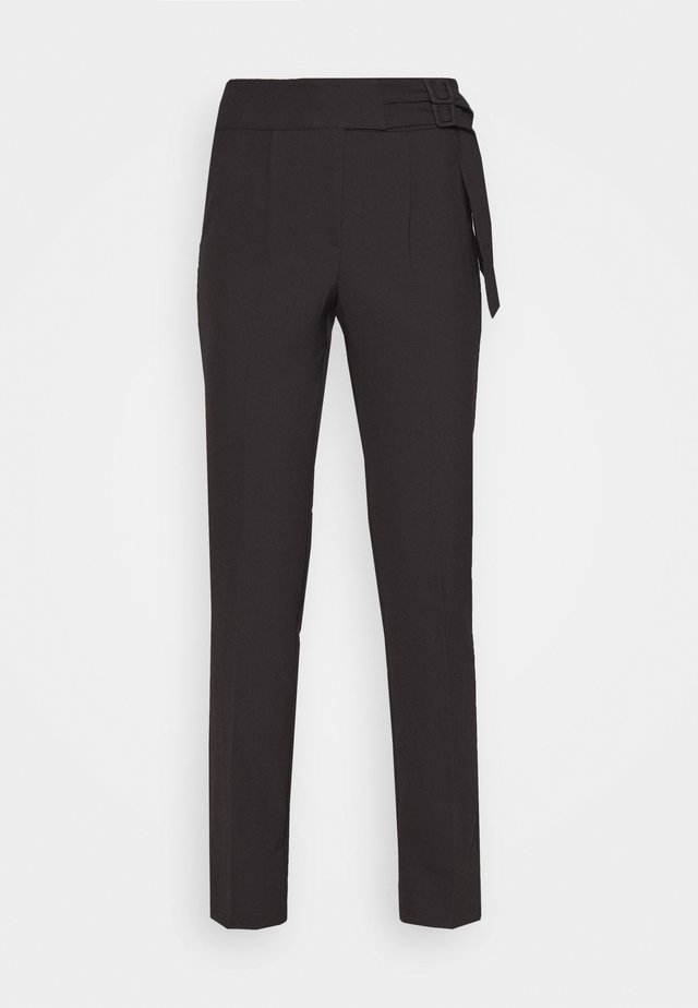 CLARKE TROUSER - Trousers - black
