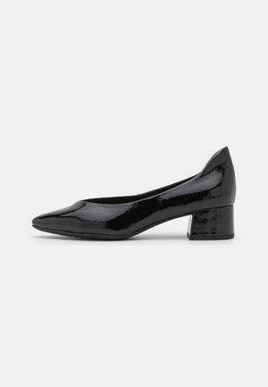 Klassiske pumps - black