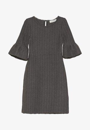 GIRLS DRESS - Žerzejové šaty - dark grey