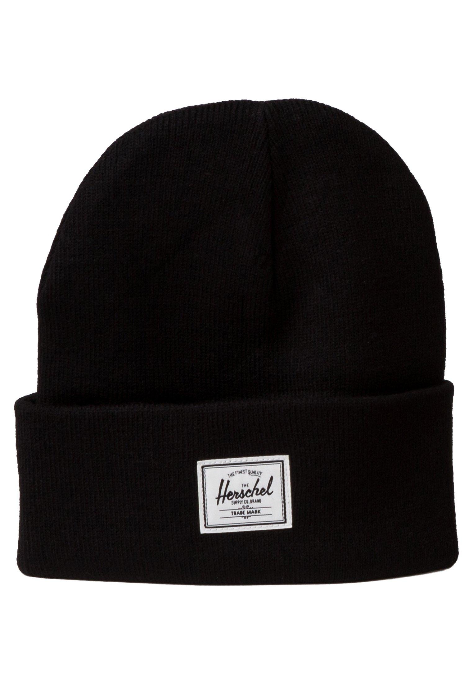 Herschel Elmer - Mütze Black/schwarz