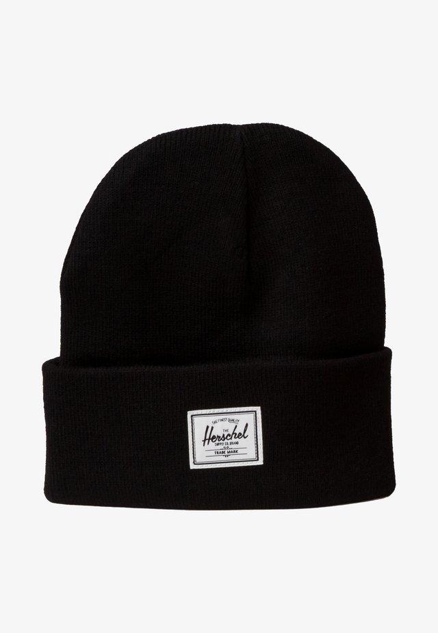 ELMER - Bonnet - black