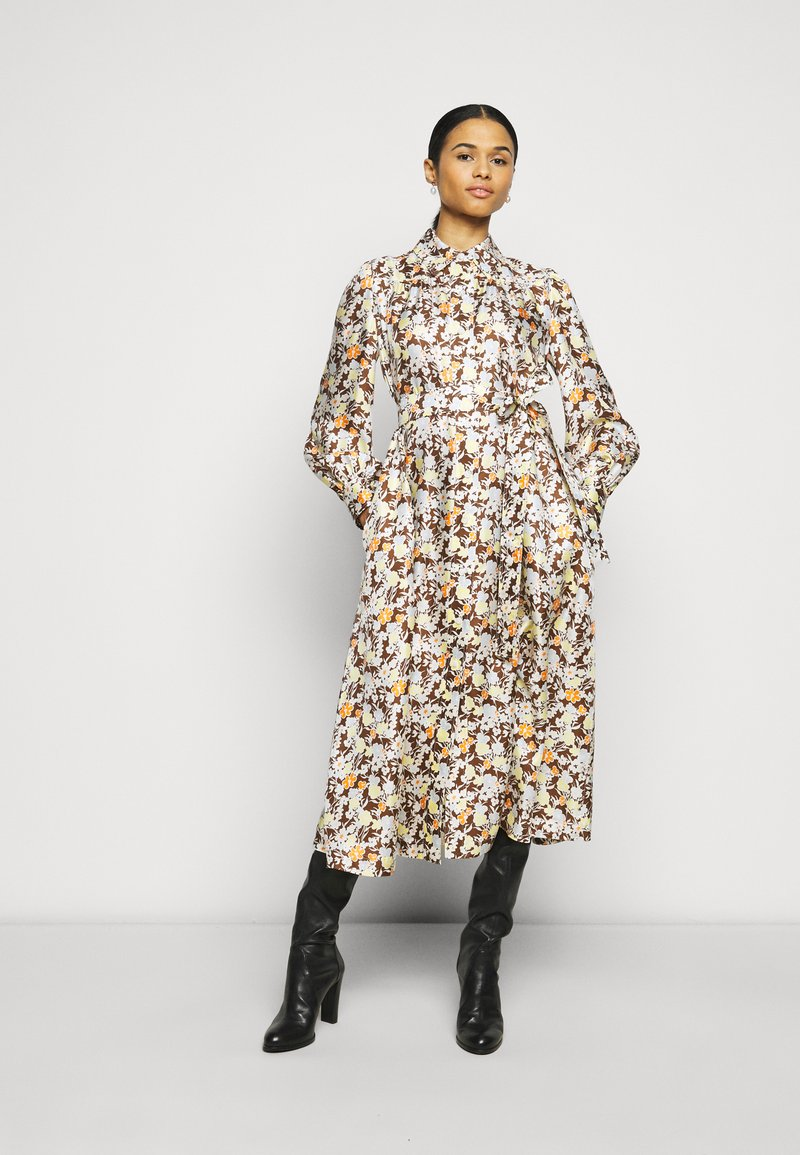 Tory Burch - ARTIST DRESS - Shirt dress - reverie