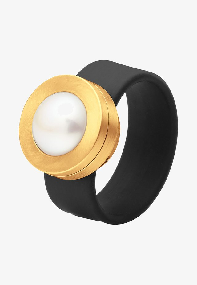 DAMENRING COLORI - Ring - black