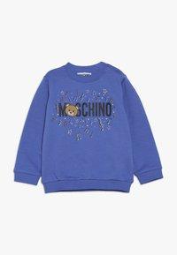 MOSCHINO - Mikina - bluette - 0