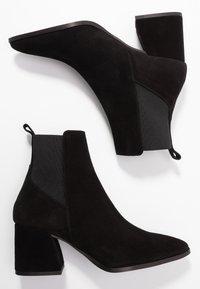 Vero Moda - VMJOY BOOT - Classic ankle boots - black - 3