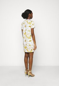 Versace Jeans Couture - DRESS - Jersey dress - white - 2