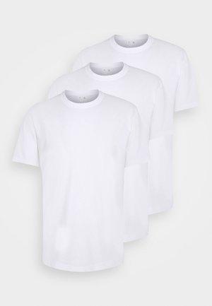 UNI - Basic T-shirt - white