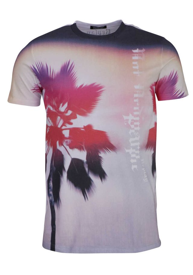 Print T-shirt - weifl