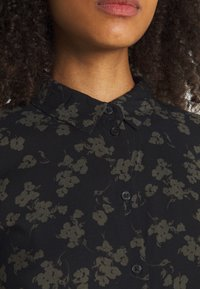 b.young - BYJOSA LONG - Button-down blouse - black - 5