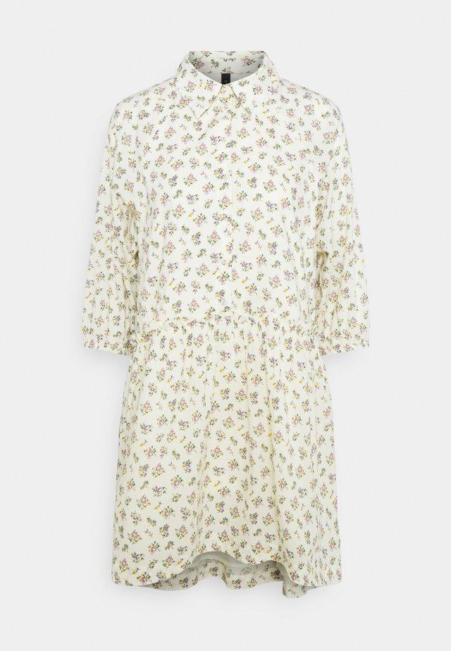 YASCALA DRESS  - Day dress - eggnog
