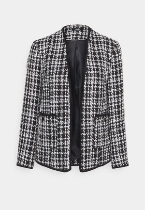 MONO CHECK EDGE TO EDGE - Blazer - mono
