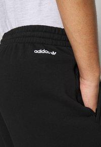 adidas Originals - PANT - Tracksuit bottoms - black/multicolor - 5