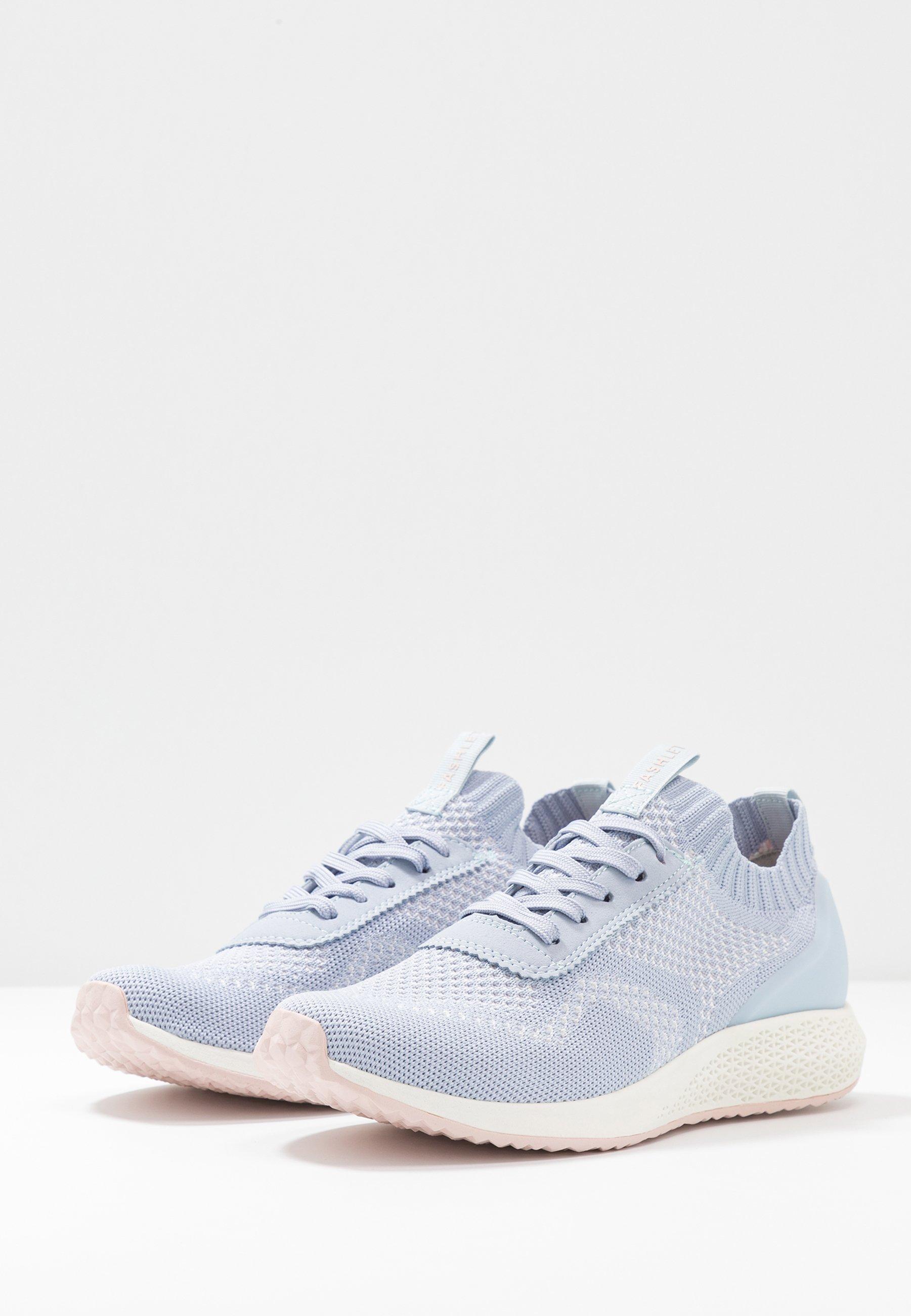 Tamaris Fashletics Baskets basses - powder blue - Sneakers femme De gros