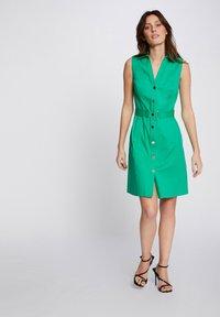 Morgan - Shirt dress - green - 1