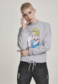 Merchcode - Sweatshirt - heather grey - 0