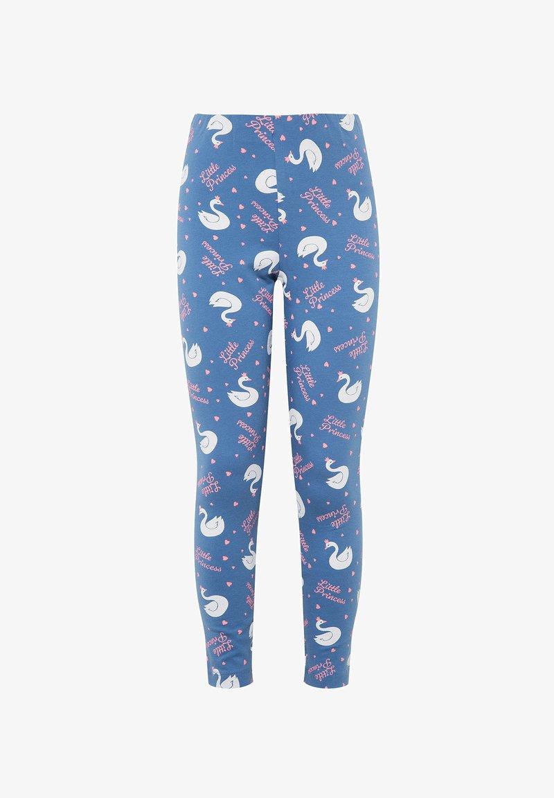 DeFacto - Leggings - Stockings - blue