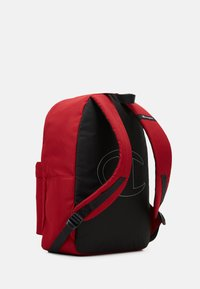 Champion - LEGACY BACKPACK - Rucksack - dark red/black - 2