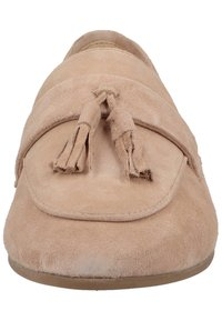 Sansibar Shoes - Półbuty wsuwane - beige - 6