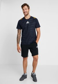 adidas Performance - ID - T-shirt con stampa - legend ink - 1