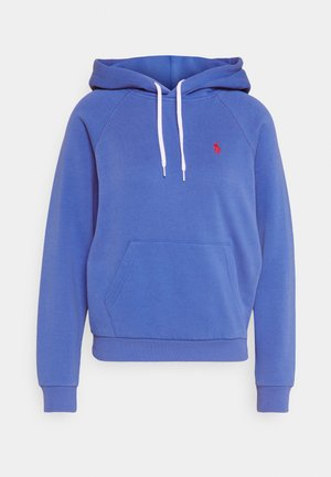 LONG SLEEVE - Hoodie - resort blue