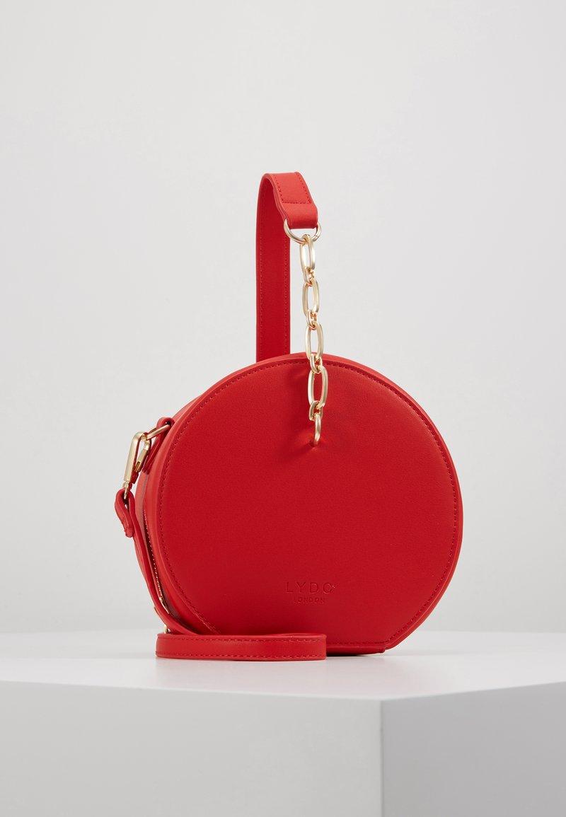 LYDC London - Kabelka - red