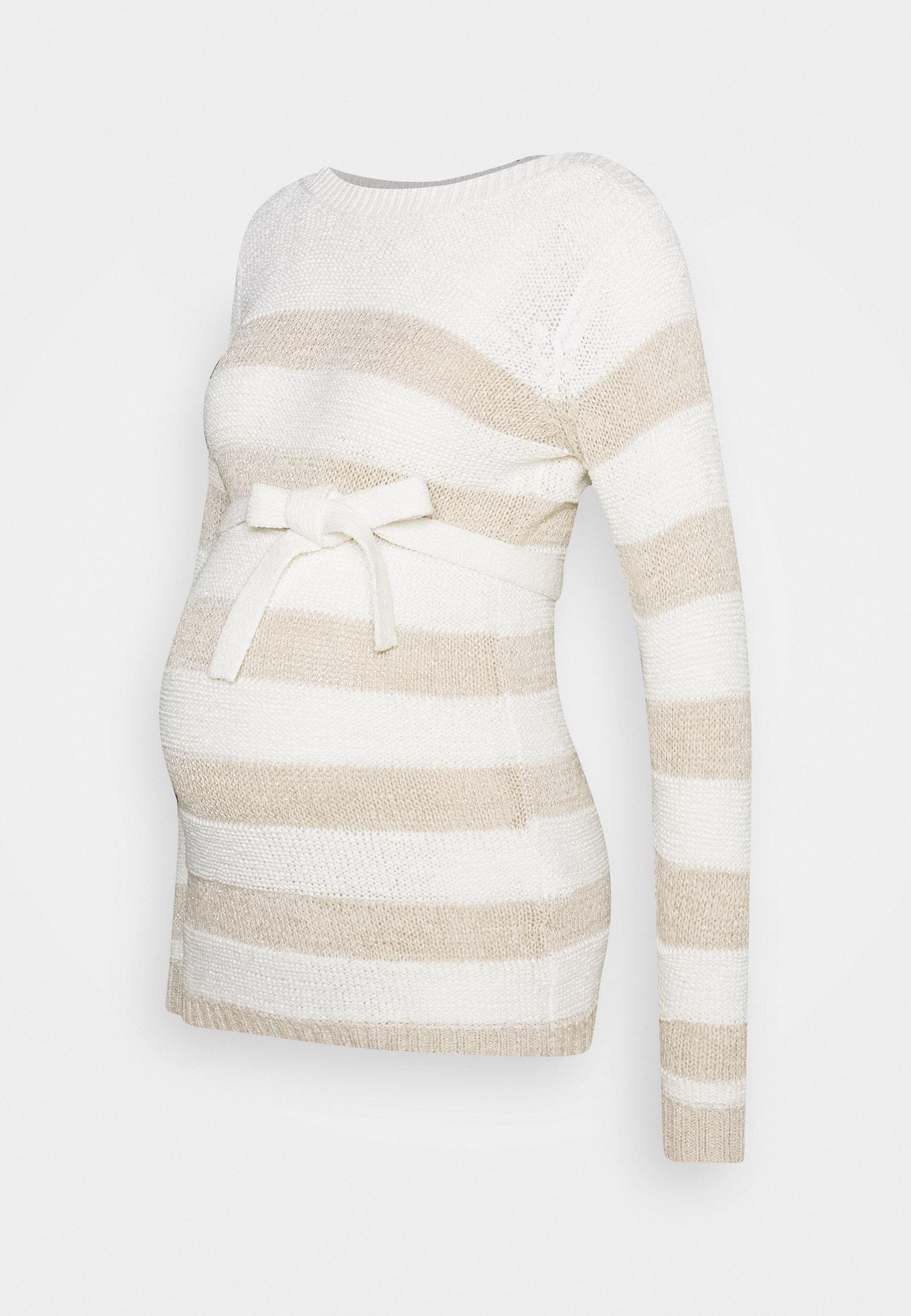 Mamalicious Womens Mlnicci Tess L//S Jersey Top Nf A Maternity Long Sleeve