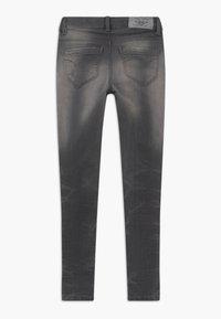 Blue Effect - GIRLS  - Jeans Skinny Fit - black denim - 1