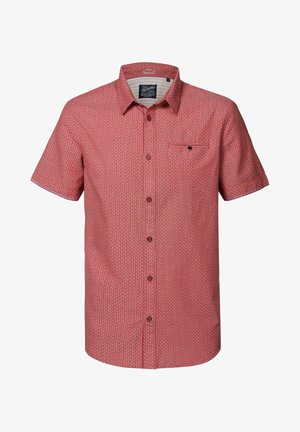 Shirt - biking red