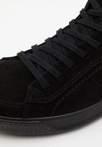 ECCO - BYWAY - Zapatillas altas - black - 5
