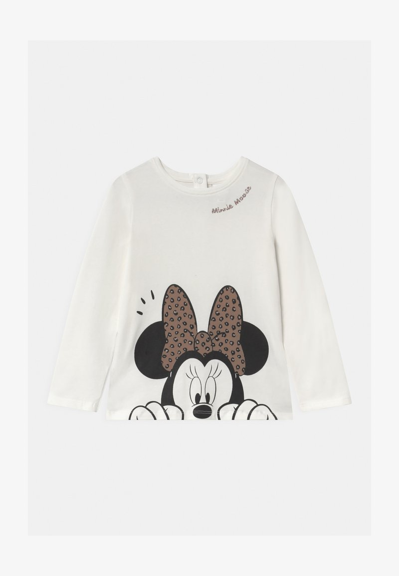 OVS - MINNIE - Long sleeved top - bright white