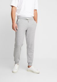 Pier One - Joggebukse - mottled light grey - 0