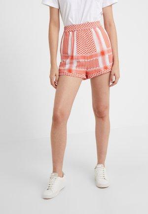 BASIC - Shorts - coral