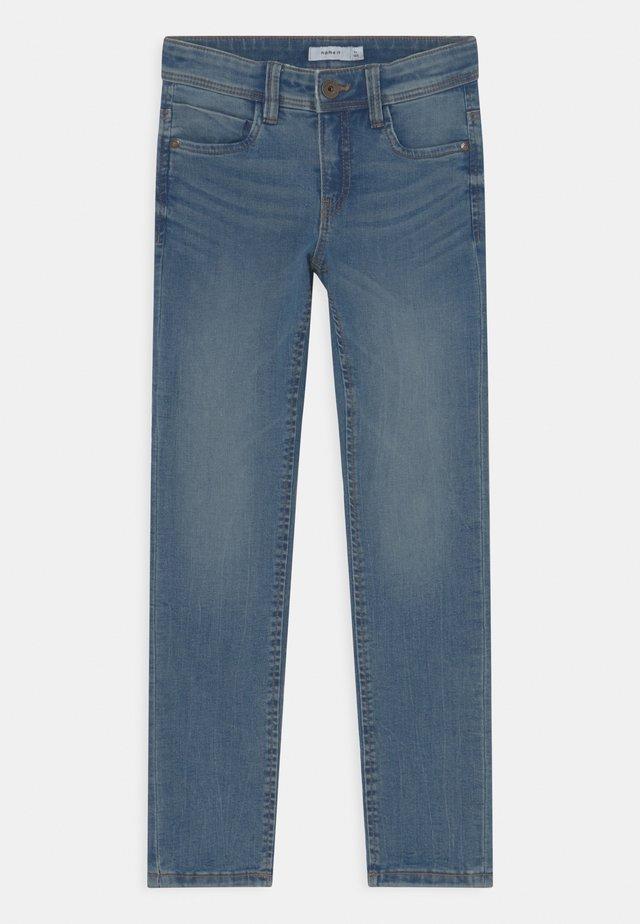 NKMTHEO - Jeans Skinny Fit - medium blue denim