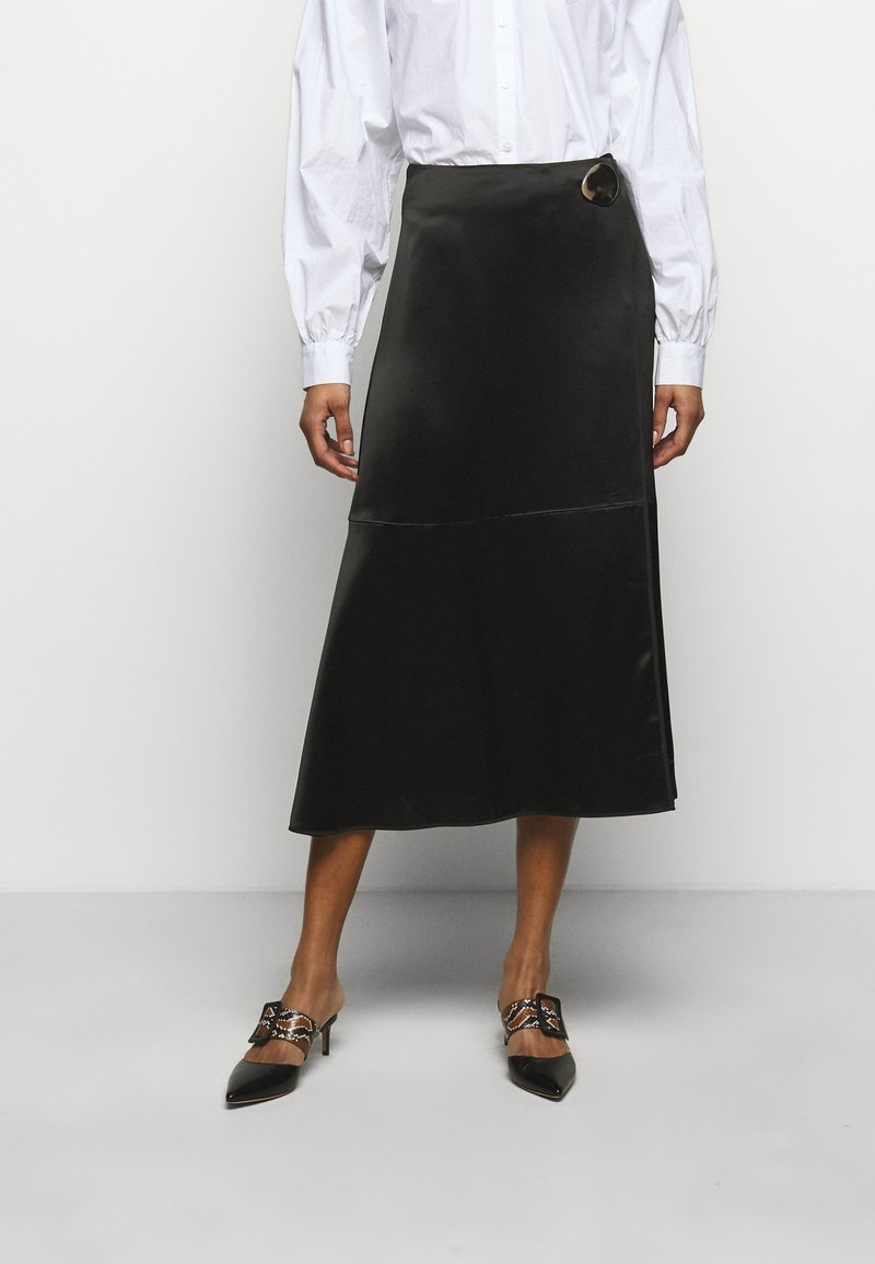 By Malene Birger - CORIS - A-line skirt - black