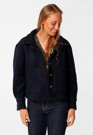VIKSA - Summer jacket - navy