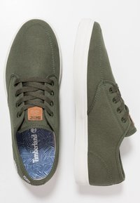 Timberland - UNION WHARF - Trainers - dark green - 1