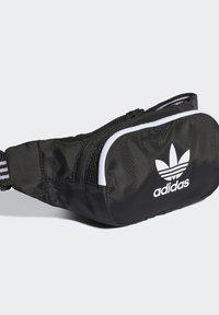 adidas Originals - WAIST ADICOLOR UNISEX - Bum bag - black/white - 2