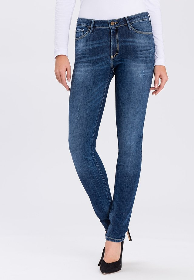 ALAN - Jeans Skinny Fit - blue-used