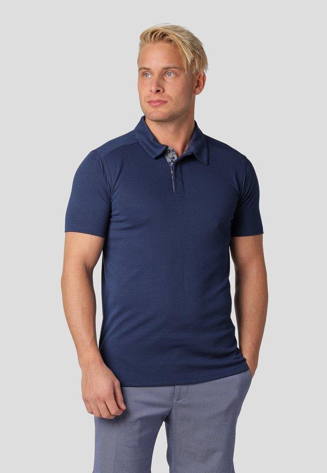 Poloskjorter - ocean blue
