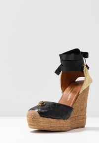 Kurt Geiger London - KARMEN - High heeled sandals - black - 4