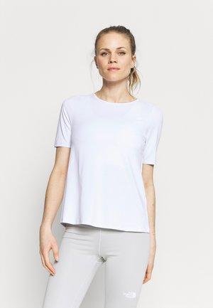CHILL RIVER™  - T-shirt con stampa - white