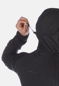 Mammut - RIME LIGHT IN FLEX - Waterproof jacket - black - 3