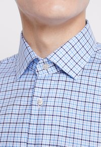 Calvin Klein Tailored - MULTI CHECK FITTED - Chemise classique - blue - 6